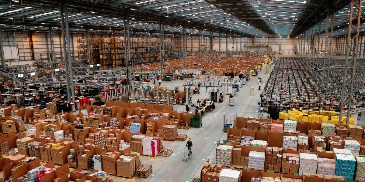 Amazon Employees Sued Their Employer for Missing Overtime Payments img1