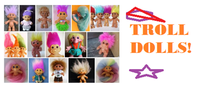 Original Troll Doll Toy Worth 10000 Selling on eBay - img1