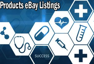 Selling Health Care Products on eBay - Take Help with Expert eBay Product Listers